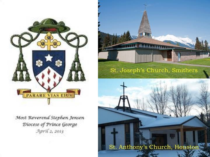 Catholic diocese of prince george